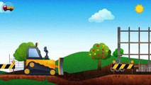 Tony The Truck and Construction vehicles Games for Kids | Kids Truck Videos
