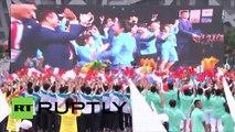 Pékin célèbre sa victoire aux élections des Jeux Olympiques d'hiver de 2022