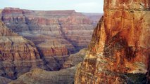 Grand Canyon helicopter tour highlights reel by Sundance Helicopters