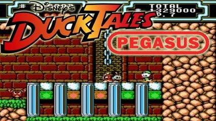 Gry Dla Dzieci: Pegasus/NES: Duck Tales 2: Podwodne Miasto- GRAJ Z NAMI