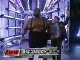 ECW 7/28/07 CM Punk vs Big Daddy V vs Miz vs Boogeyman 1/2
