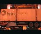 Bring Logistics Train Rotterdam-Oslo v.v. Loading at RSC Terminal Rotterdam