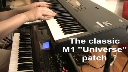 Korg M1 Resource | Learn About, Share and Discuss Korg M1 At