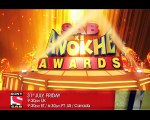 SAB Ke Anokhe Awards 2015 - Jetha And Bharti _ SAB KE ANOKHE AWARDS 2015 _ SAB TV