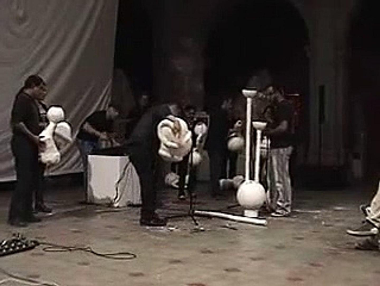 INLETS 20130322 - Encuentro de Arte Sonoro y Acción Audiovisual Academia de San Carlos