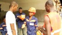 """Côte d'Ivoire : ces femmes qui exercent des métiers """"d'hommes"""""""