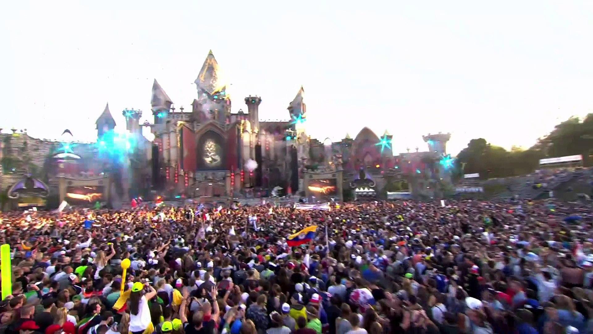 Martin Garrix - Live at Tomorrowland 2015 [FULL HD]