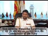 Sri Lanka Navy destroy three LTTE ships