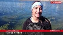 Tennis. Le questionnaire de Proust d'Aravane Rezaï