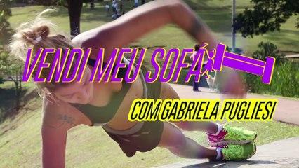 TREINO PARA TER UMA BARRIGA CHAPADA COM GABRIELA PUGLIESI | NEVER STOPS