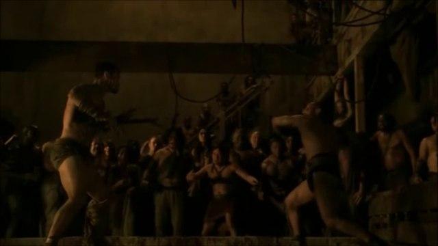 Spartacus Versus | Versus 9 - Ixion VS Spartacus