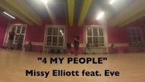 4 MY PEOPLE - Missy Elliott feat. Eve  Nicklas Milling