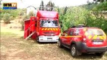 110 d'hectares de pins et châtaigniers brûlés par un incendie dans le Gard