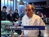 Cours de cuisine moléculaire Noël 2008 L'Atelier des Sens