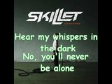 Skillet - whispers in the dark with lyrics - video dailymotion