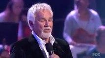 Kenny Rogers.. I Cant Unlove You.. (American Idol)