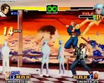 kof 2000 combos by kof huso music by sentenced