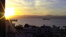 Jordan - Sunset in Aqaba