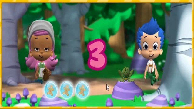 Bubble Guppies Game - Bubble Guppies Fin-tastic Fairytale Adventure