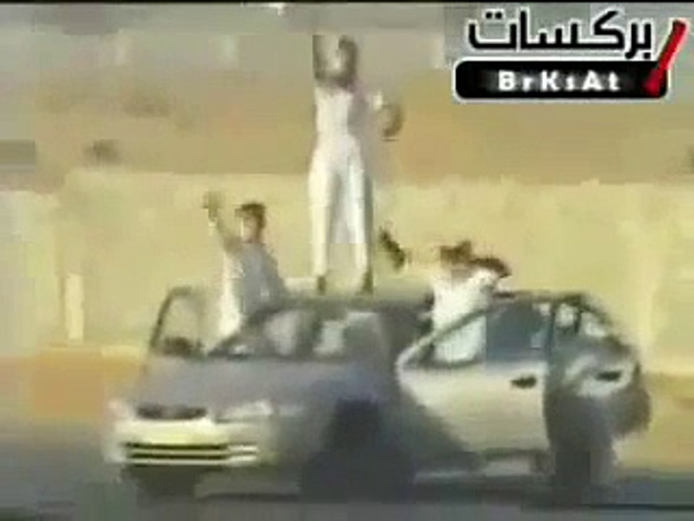 drift arabe e cavalo de pau