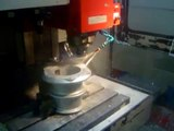 CNC Milling / CNC Machining / Drilling And Tapping  Casting In A CNC Machining Center