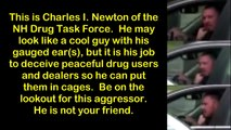 Undercover Cop Exposed: Det. Charles I. Newton