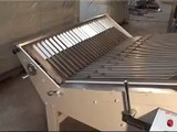 biscuit production line - biscuit stacking machine理饼机
