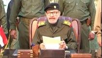 عزت الدوري يعلن تحرير نصف العراق ويحيي قيادة تنظيم الدولة الإسلامية