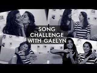 Song challenge with Gaelyn! | Friendship Day | Anusha Dandekar