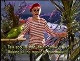 Captain Sensible - Happy Talk (singalong version)