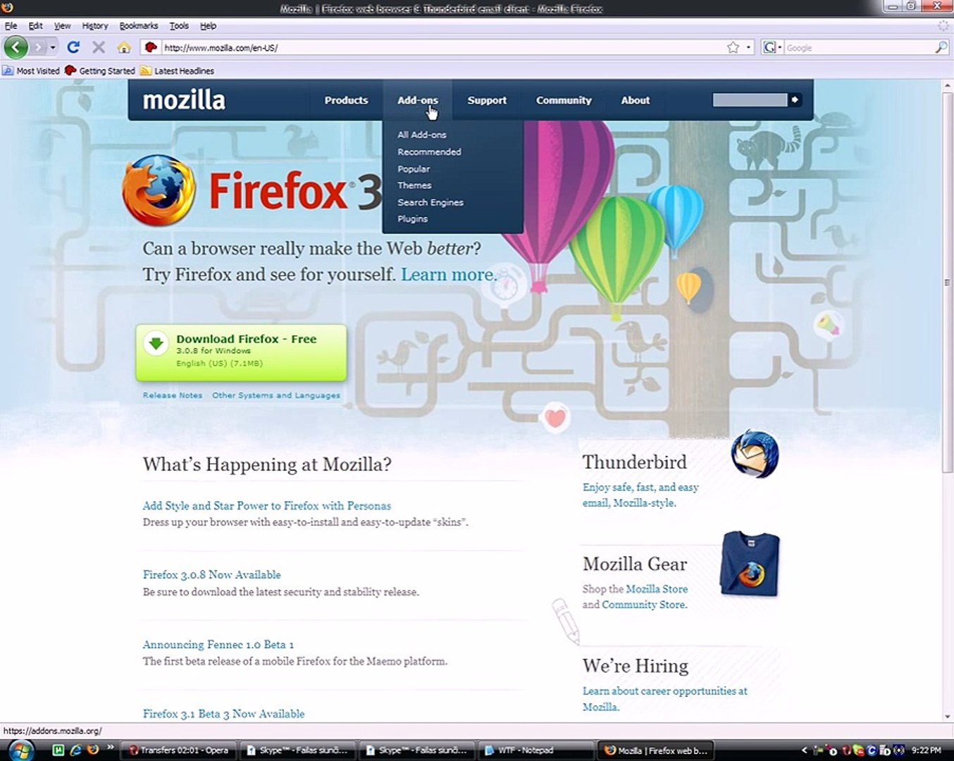 Mozilla Firefox Browser Trick