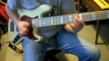 Fender Jazz Bass Custom Shop Custom Classic 5st