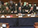Rep. Coffman questions USMC Commandant General James T. Conway