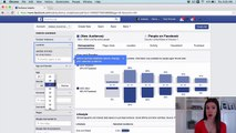 Facebook Audience Targeting for Facebook Ads