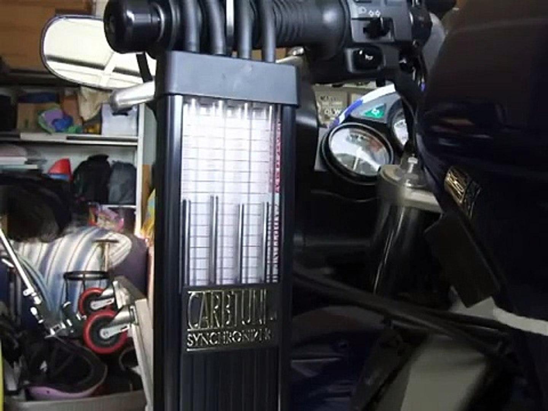 Syncing Yamaha FJR1300 Throttle Bodies