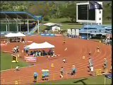South Pacific Games Samoa - Womens 4 by 400m Relay Finals