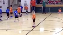 This Kid Acts Exactly Like James Harden on the Basketball Court