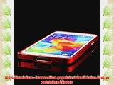 Original UrCover? Aluminium Bumper f?r das Samsung Galaxy S5 I9600 Alu Schutzh?lle Zubeh?r