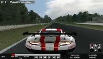 Young Driver Team Aston Martin DB9R FIA GT1 2010 GTR2 Simulation Hotlap Monza 2004