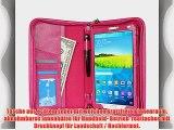 rooCASE Samsung GALAXY Tab S 8.4 H?lle Case - Ledertasche schutzh?lle St?nderfunktion H?lle