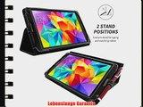 Snugg Galaxy Tab S 8.4 H?lle (Schwarz) - Smart Case mit lebenslanger Garantie