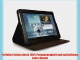 Edles noratio Samsung Galaxy Tab 2 10.1 - P5100 / P5110 Smart Cover - Schutz H?lle im Football