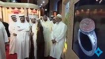 حاكم دبي -الشيخ محمد بن راشد - في معرض مشروع السلام عليك أيها النبي   دبي   الإمارات