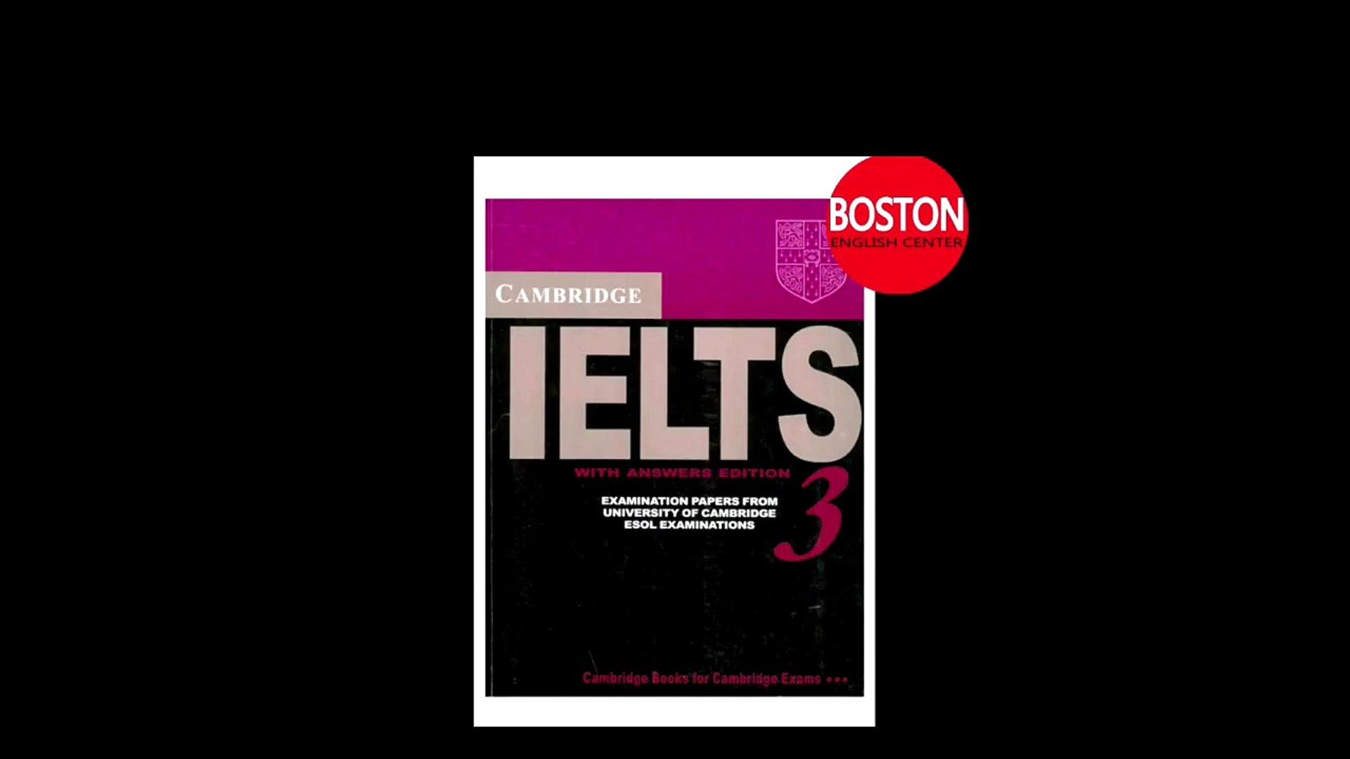 Ielts listening practice test Cambridge 3 test 2 with answer