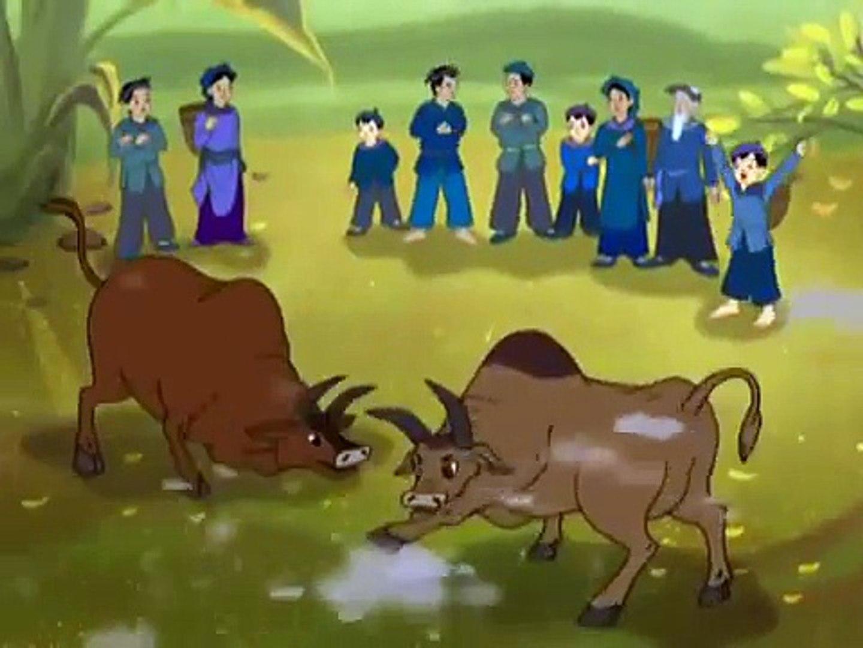 Phim Hoạt Hình Cổ Tích Việt Nam Hay Nhất Sự Tích Đảo Bà
