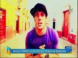 Nicola Porcella reapareció en fiesta en Máncora tras escándalo con Angie Arizaga