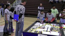 Claws scores 400 points! - FLL Smart Move 2009