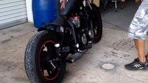 Bobber Build 79 Yamaha XS750 - video dailymotion