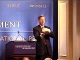 Eric Schmidt, CEO of Google: the next billion internet users