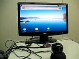 Android 1.5 on Beagle Board Rev C2 with V4L2 webcam